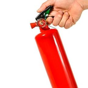 Extinguisher Training